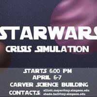 Star Wars Crisis Simulation