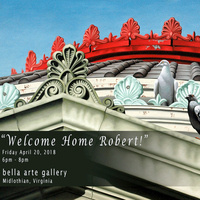 Welcome Home Robert Caldwell...African, Wildlife & Architectural Artist