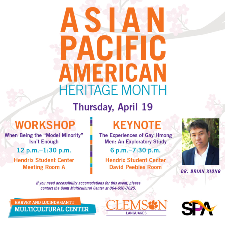 """When Being the """"Model Minority Isn't Enough"""" (Workshop)"""