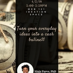 From Ideas to Cash