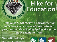 Diamond in the Rough Hike-a-thon