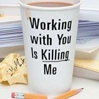 Working with You Is Killing Me (CSDDP1-0042)