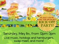 Plant a Row Garden Party