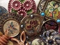 Antique & Vintage Button Show and Sale