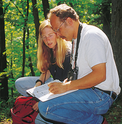 Volunteering for Bird Studies - Getting Your Feet Wet