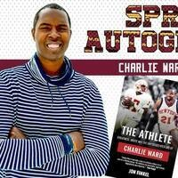 Charlie Ward Autograph Event