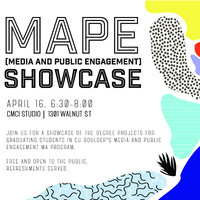 MAPE Degree Project Showcase