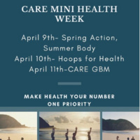 CARE Leadership Council: CARE Mini Health Week