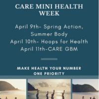 CARE Leadership Council: CARE Mini Health Week