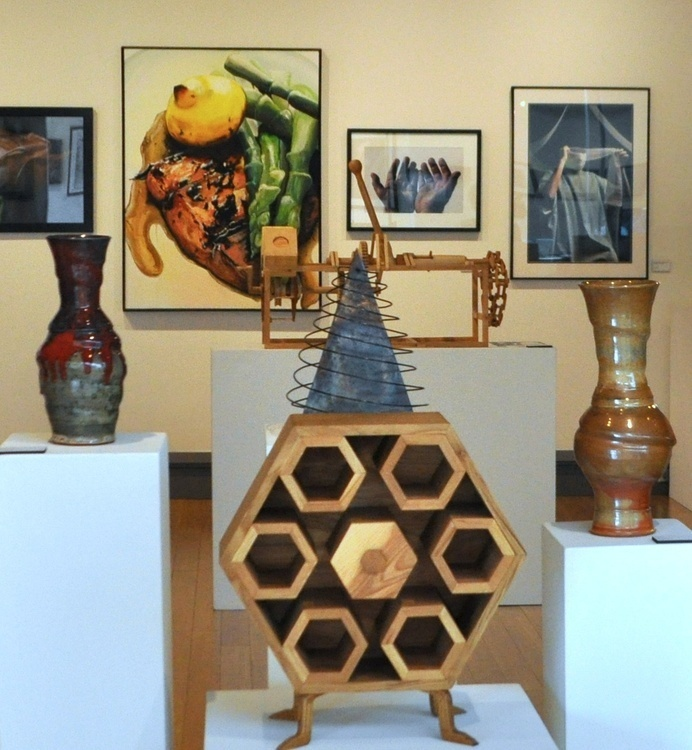 2018 USI Student Art Show At Mccutchan Art Center/Pace Galleries