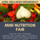 April Wellness Wednesday: Mini Nutrition Fair