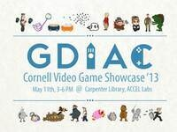 2013 GDIAC Game Design Showcase