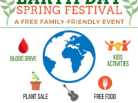 Earth Day Spring Festival