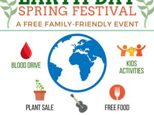 Earth Day Spring Festival