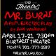 UND Theatre Presents: Mr. Burns, a Post-Electric Play