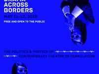 Drama Across Borders: The Politics & Poetics of Contemporary Theatre in Translation
