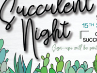Succulent Night