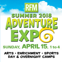 SPARC at Richmond Family Magazine's Summer Adventure Expo