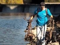 Iowa River Clean-Up