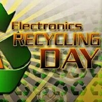 Earth Day Technology Recycling Event