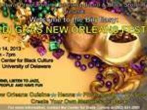 Welcome to the Big Easy: Mardi Gras New Orleans Festival