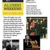 Alumni Weekend Blue Hen R&B Lounge