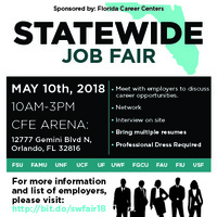 Statewide Job Fair
