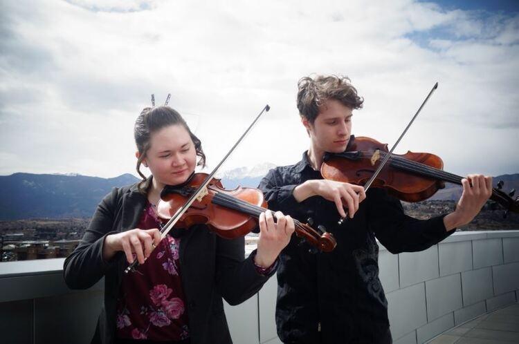 Mareena Crozier and Ethan Alexander - Junior Recital