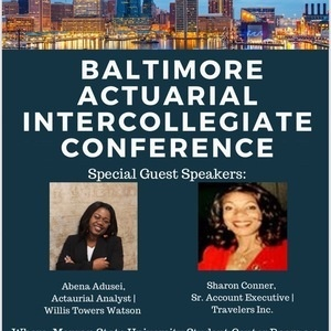 Baltimore Actuarial Intercollegiate Conference