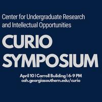 2018 CURIO Symposium