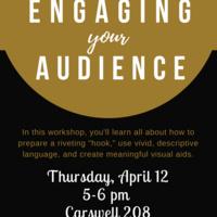 Wake Speaks Workshop: Engaging Your Audience