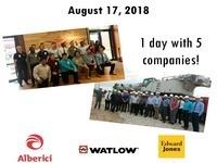 Miner Trek-August 17th
