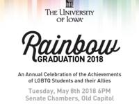 Rainbow Graduation 2018