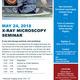 X-Ray Microscopy Seminar