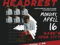 Car Seat Headrest w/ Halfloves & Naked Giants