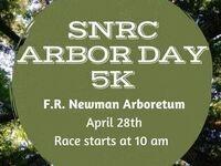 SNRC Arbor Day 5K