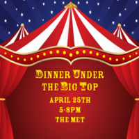 Dining Event   Dinner Under the Big Top