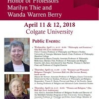 Lecture: Feminist and Womanist Religious Thought