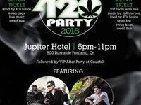 420 Party 2018 - Weed Aficionado