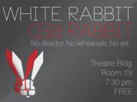 White Rabbit Red Rabbit by Nassim Soleimanpour