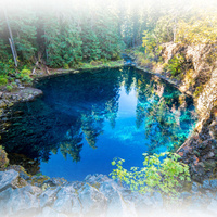 Common Adventure Trip: Blue Pool Hike