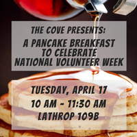 COVE Pancake Breakfast