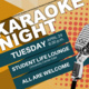 Karaoke Night with Graduate Studies and the Graduate Student Professional Network