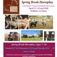 Spring Break Horseplay