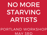 No More Starving Artists Workshop
