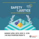 Safety & Justice Community Dialogue