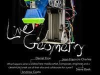 Dada Futures performances: 'Live Geometry' and two short plays