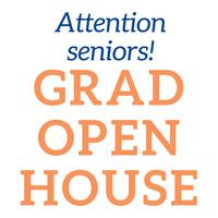 Graduation Open House