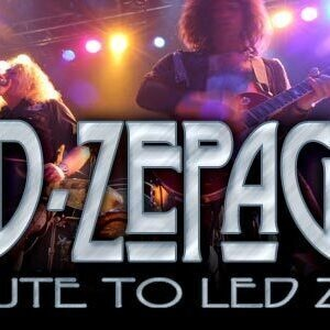 Led Zepagain: Tribute to Led Zeppelin