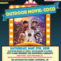 Outdoor Movie: Coco